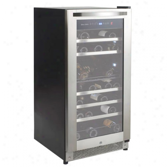 Avanti 90 Bottle Built In Wine Cooler