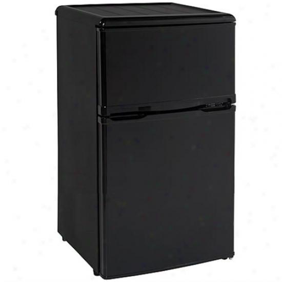 Avanti Black 3.1 Cu. Ft. 2-door Refrigerator