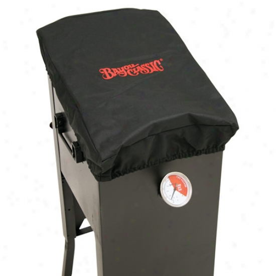 Bayou Classic Canvas Cover For 4-gal. Fryer