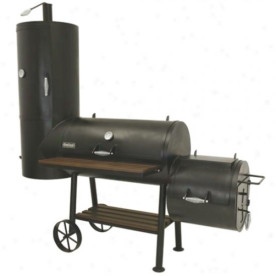 Bayou Classic Smoker Grill W/ Firebox