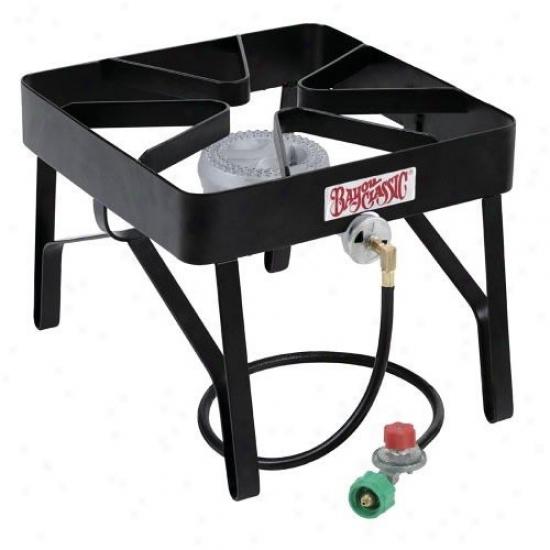 Bayiu Classic Square High Pressure Single Propane Burner