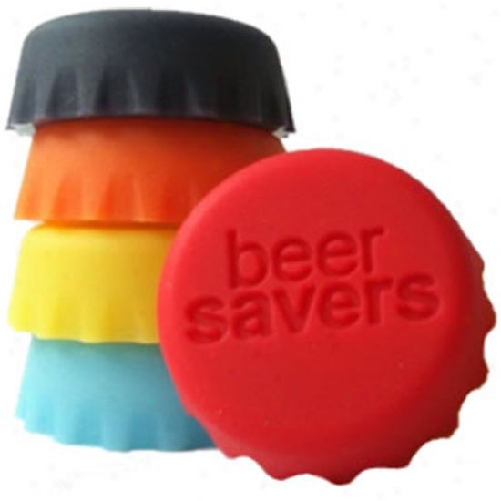 Beersavers Silicone Bottle Caps