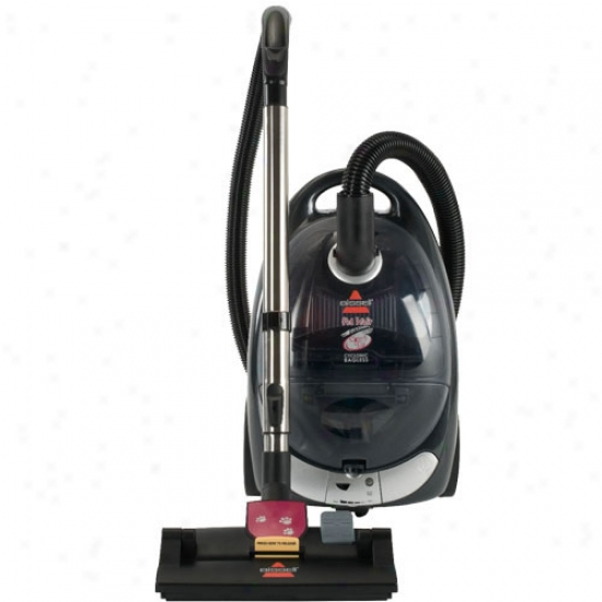Bissell Pet Hair Eraser Canister Vacuum