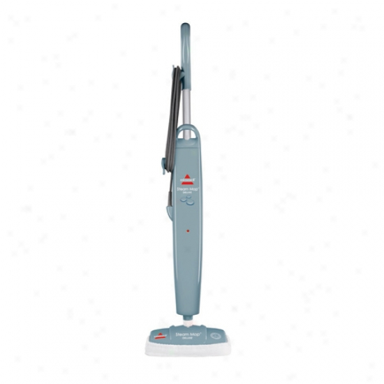 Bissell Steam Mop Deluxe Floor Cleaner