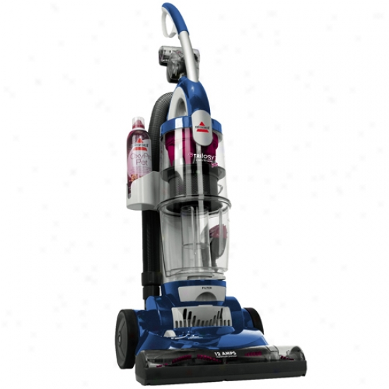 Bissell Trilogy Pet Bagless Upright Vacuum
