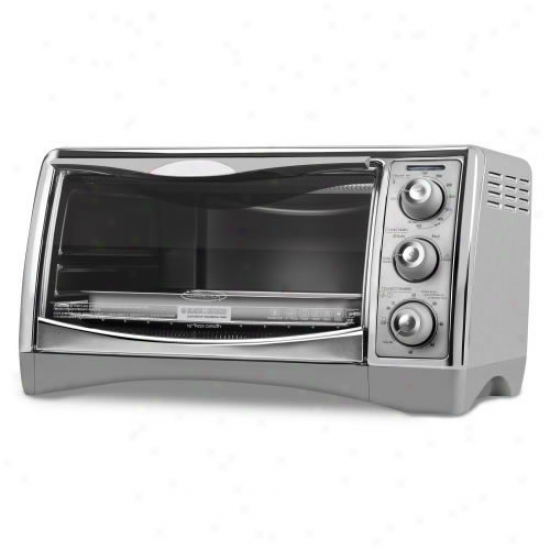 Dark & Decker 6-slice Convection Oven