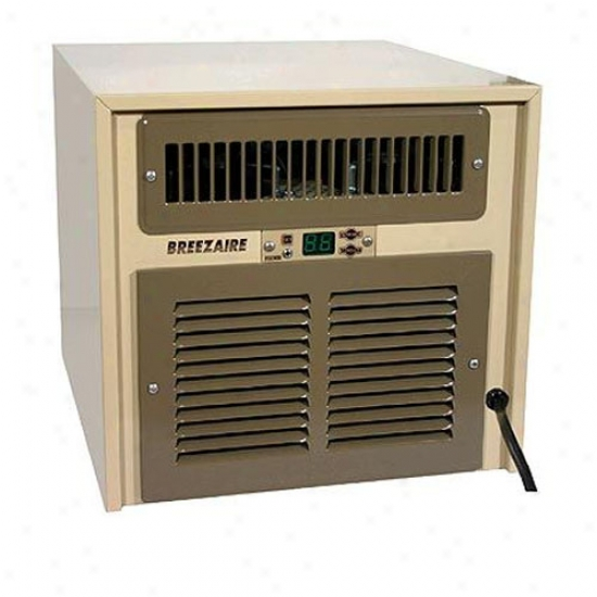 Breezaire Wine Cooler Unit W/ Sentry Iii - 265 Cu. Ft.