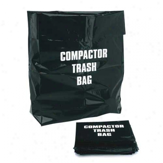Broan 12  Trash Compactor Bags (package Of 12)