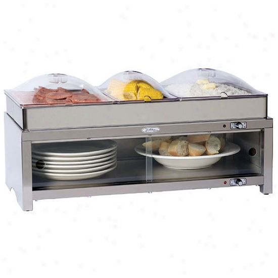 Broil King Faamily Size Triple Warming Caninet