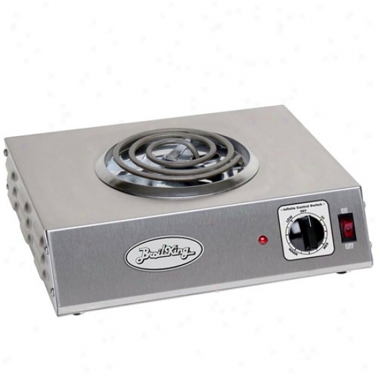 Broil King Professional Single Burner Excursion - Stain1ess Steel
