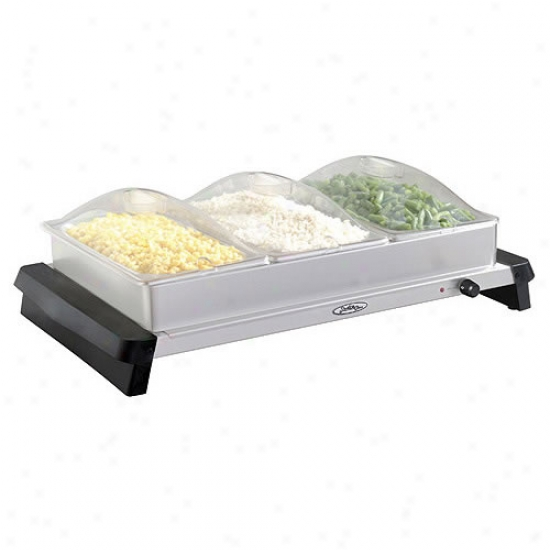 Broil King Professional Triple Buffet Server