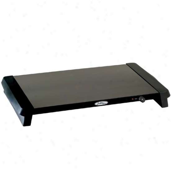 rBoil King Professional Warmer Tray - Black