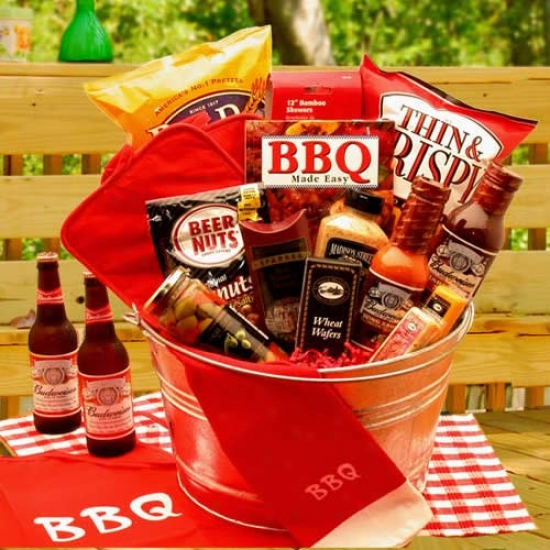 Bud Leisure Barbecue Gift Set