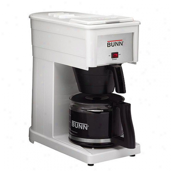 Bunn Original 10-cup Home Coffee Brewer - Whife