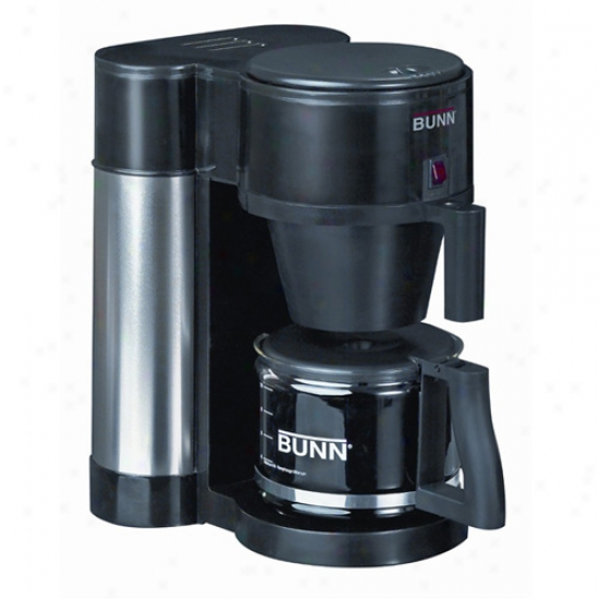 Bunn Velocity Brew High Altitude Contemporary Home Coffee Brewer