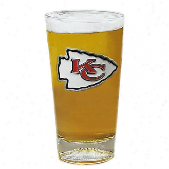Cathy's Concepts Nfl Pint Glass