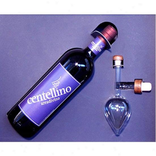 Centellino Gift Box - Decanter And Wine Bottle Insert