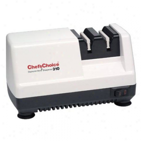 Chef's Choice Compact Knife Sharpener White
