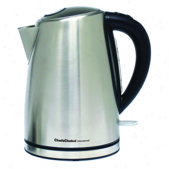 Chef's Choice Cordless Compact 1.75 Quart Electric Kettle