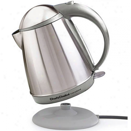 Chdf's Choice Intetantional Cordless Kettle