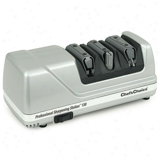 Chef's Choice Pro Sharpening Station Platinum
