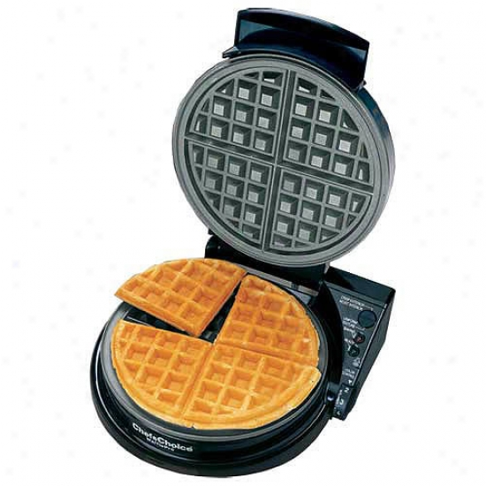 Chef's Choice Waffle Pro Classic Belgian Waffle Maker