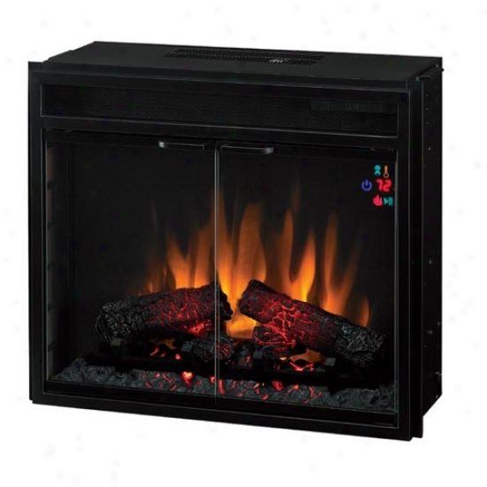 Classic Flame 23  Electric Fireplace Insert With Doors