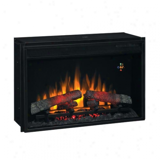 Classic Flame 26  Fixed Front Electric Fireplace Insert