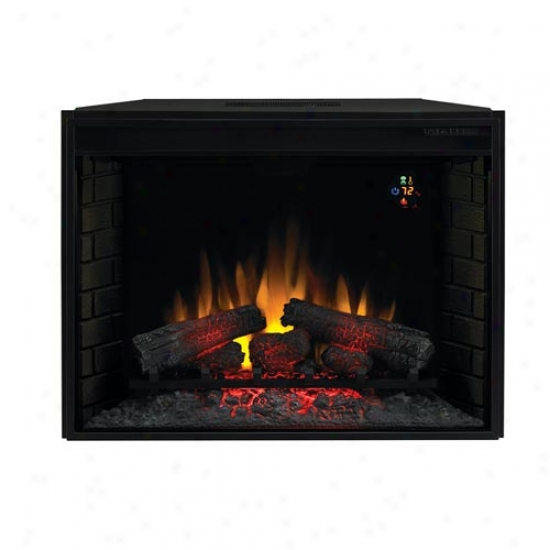 Classic Flame 33  Fixed Front Electric Fireplace Insert