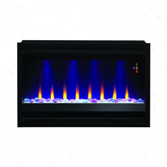 First-rate work  Flame 36  220 Volt Contemporary Builders Box