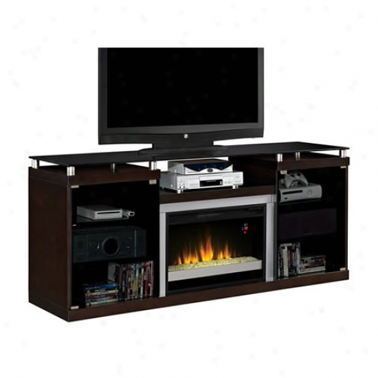 Classic Flame Albright Dual Entertainment Center/electric Fireplace