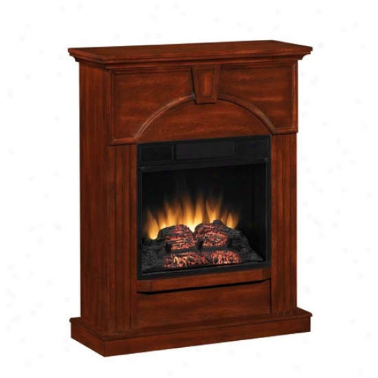 Classic Flame Arcadia Electric Fireplace Mantel