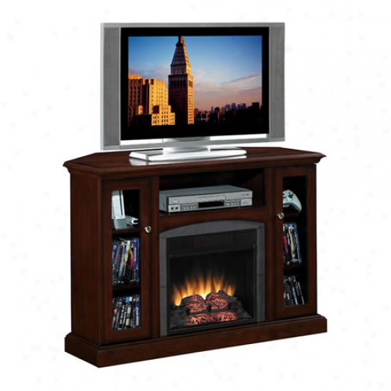 Classic Flame Bancroft Dual Entertainment Electric Fireplace