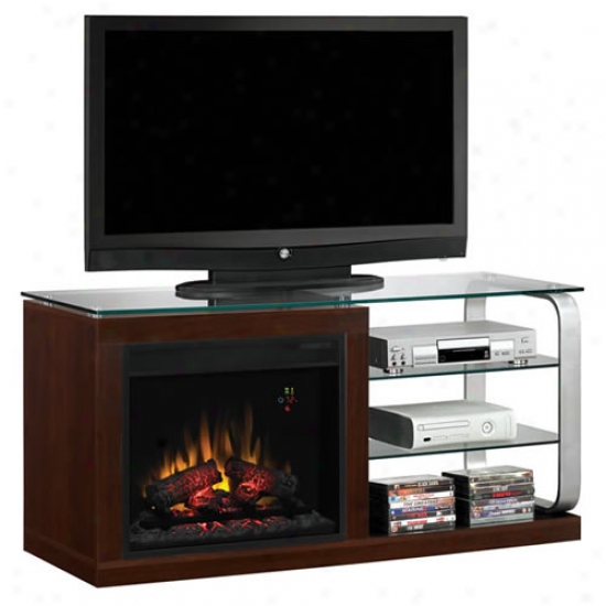 Classic Flame Belleville Dual Entertainment Center/electric Fireplace