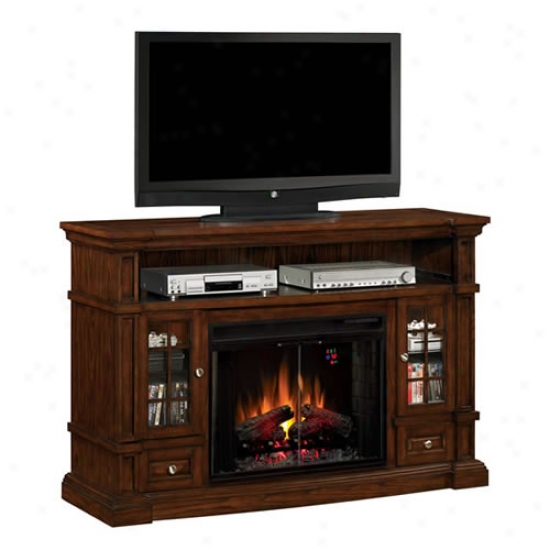 Classic Love Belmont Dual Entertainment Center/electric Fireplace