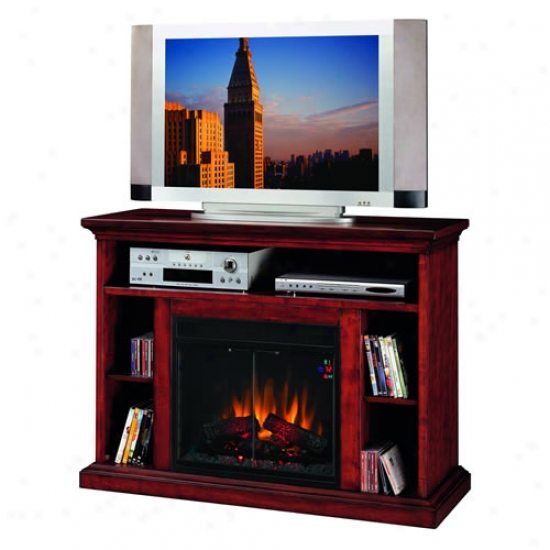 Classic Flame Beverly Fireplace/home Theater