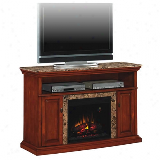 Classic Flame Brighton 23  Media Console/electric Fireplace