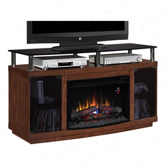 Classic Flame Drew Dual Entertainmeent Center/electric Fireplace