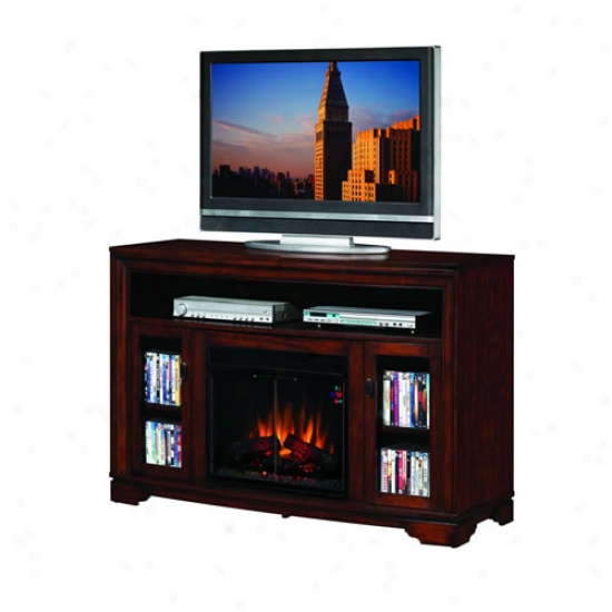 Classic Flame Palisades Fi5eplace/entertainment Center