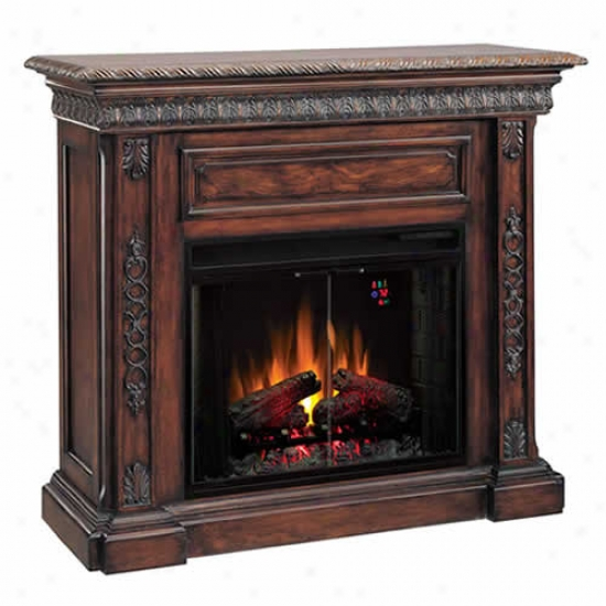 Classic Flame San Marco 28  Electric Fireplace Mantel