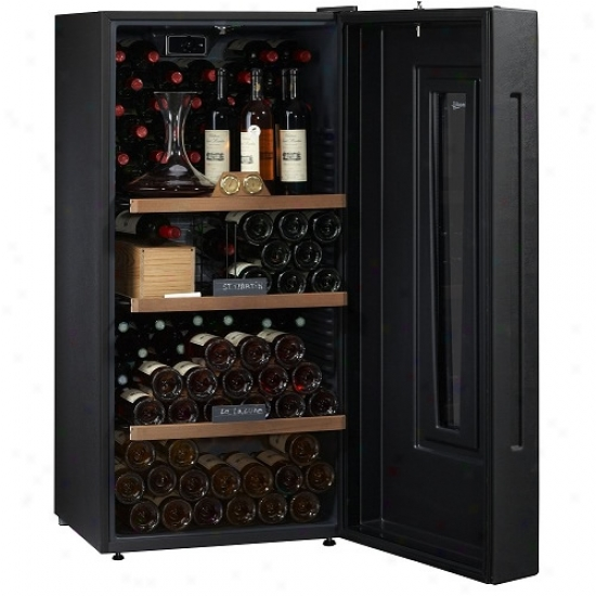 Climadiff Climagan Mulit-temperature 150 Bottle Wine Cabinet