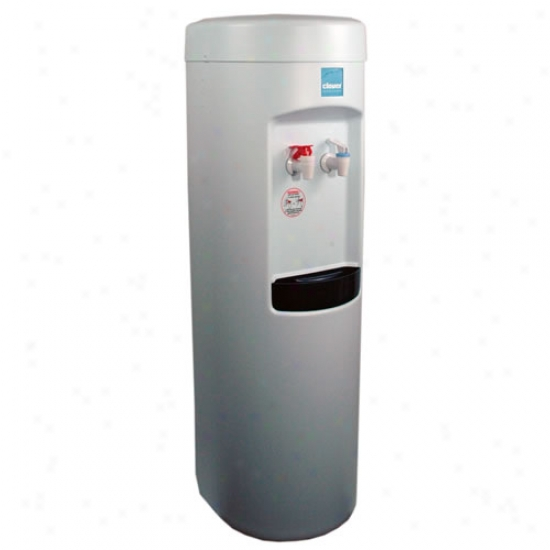 Clover D7a Eneryy Star Hot & Cold Water Cooler