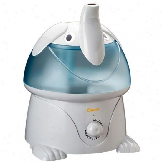 Crane Elephant Cool Cloud Humidifier