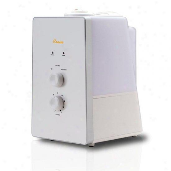 Crane Manual Germ Defense Humidifier