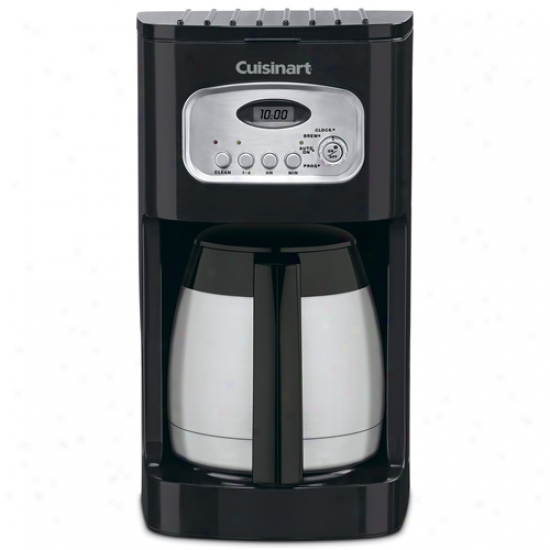 Cuisinart 10 Cup Programmable Coffee Maker