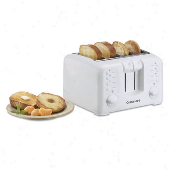 Cuisinart Compact 4 Slice Toaster