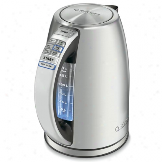 Cuisinart Perfect Temp Cordless Kettle
