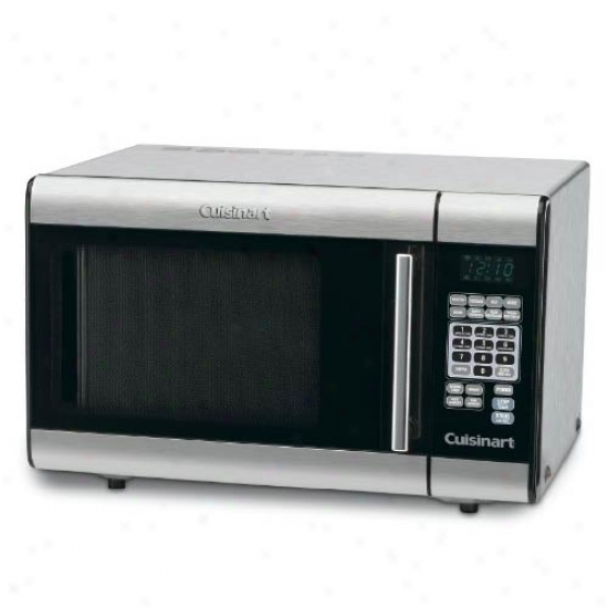 Cuisinart Stainless Microwave