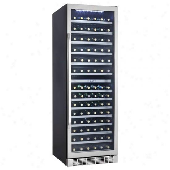 Danby 146 Bottle Built-in Dual Zone Wine Cooler