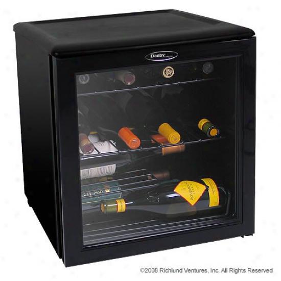 Danby 17 Bottle Wine Refrigerrator